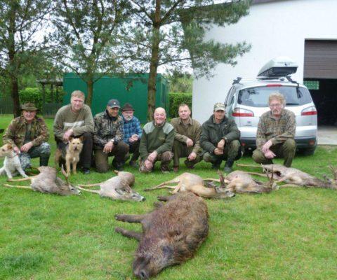 finał polowania